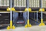 Shuttle Pallet Racks